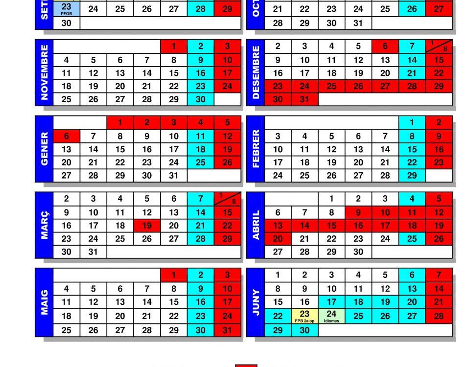 Calendario Escolar Valencia 2020.Comunicados Archivos Fapa Alicantefapa Alicante